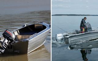 Лодки алюминиевые для рыбалки — как выбрать, рейтинг, цена