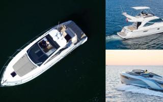 Моторные яхты до 12 метров — характеристики, описание, популярные модели