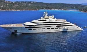 Яхта Усманова «Дилбар» — характеристики, сколько стоит, фотографии яхты