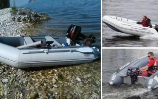 Лодки Баджер — модельный ряд, характеристики, преимущества