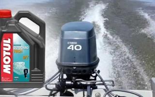 Масло Мотюль 2т для лодочных моторов — характеристики и обзор линейки продукции Motul