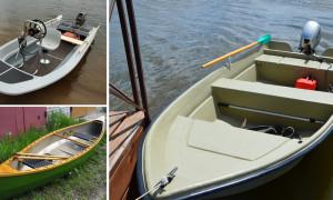 Какие имеют преимущества и недостатки пластиковые лодки