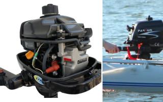 Мотор лодочный 2 л.с. — лучшие модели, особенности двигателя, средние цены