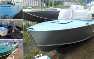 Лодка «Прогресс 2» — характеристики, конструкция, преимущества и недостатки