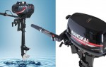 Характеристики и модельный ряд лодочных моторов Ханкай (Hangkai)