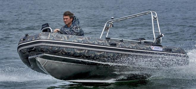 Лодки РИБ — особенности конструкции, популярные модели, как выбрать