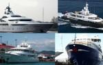 Яхты Путина — сколько их, как выглядят и сколько стоят