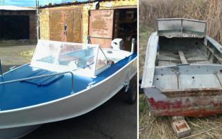 Технические характеристики лодки «Прогресс 4», история и отзывы