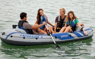 Как выбрать надувную лодку ПВХ: обзор критериев и лучших моделей по мнению потребителей