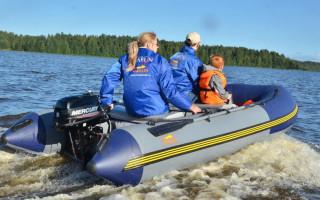 Лодки ПВХ Marlin — модификации, технические характеристики, цены