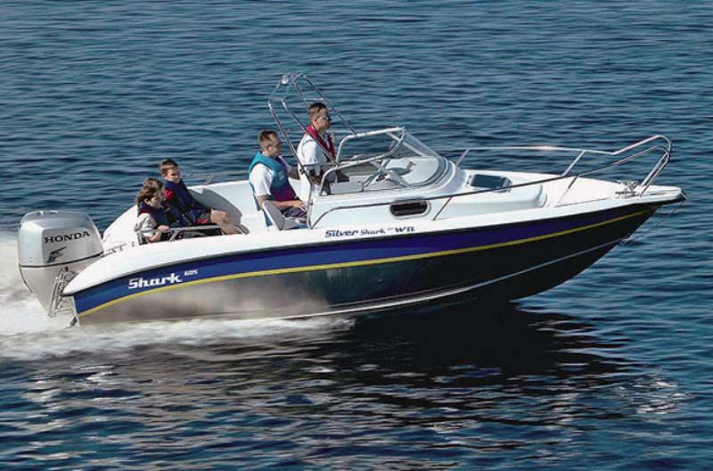 Silver Shark WA 605