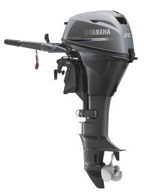 лодочный мотор Yamaha F20