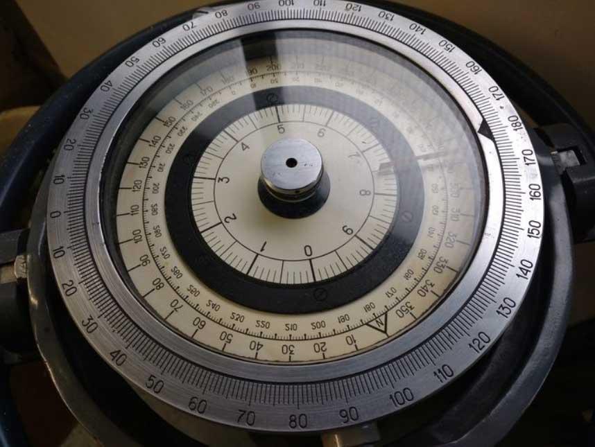 Гироскопические компасы