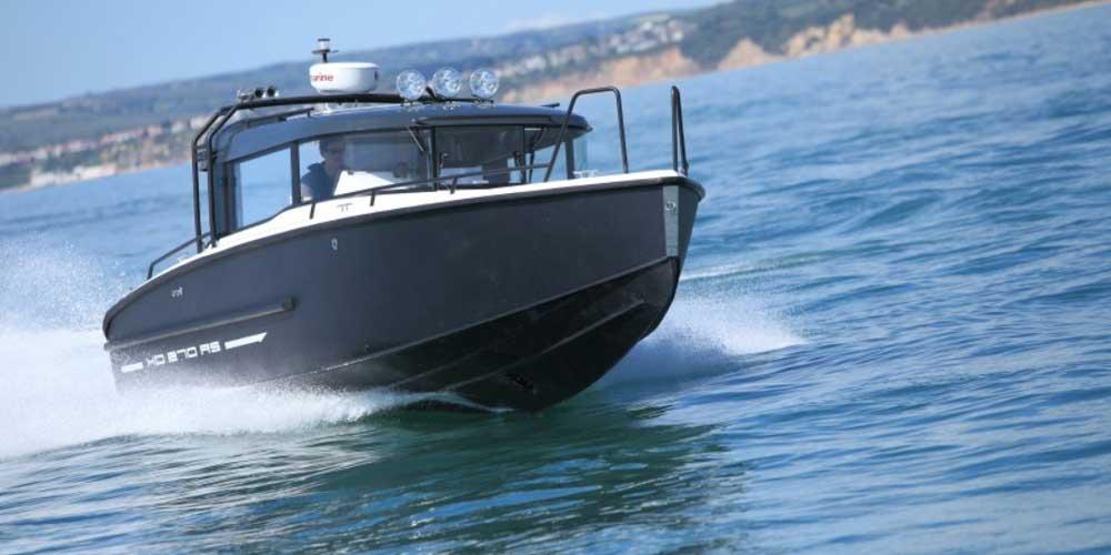 Моторные лодки и катера российского производства