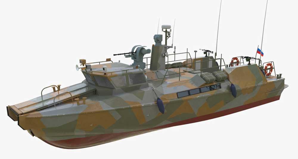 Характеристики катера Раптор