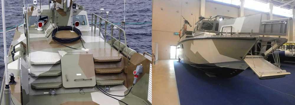 Лодки Раптор