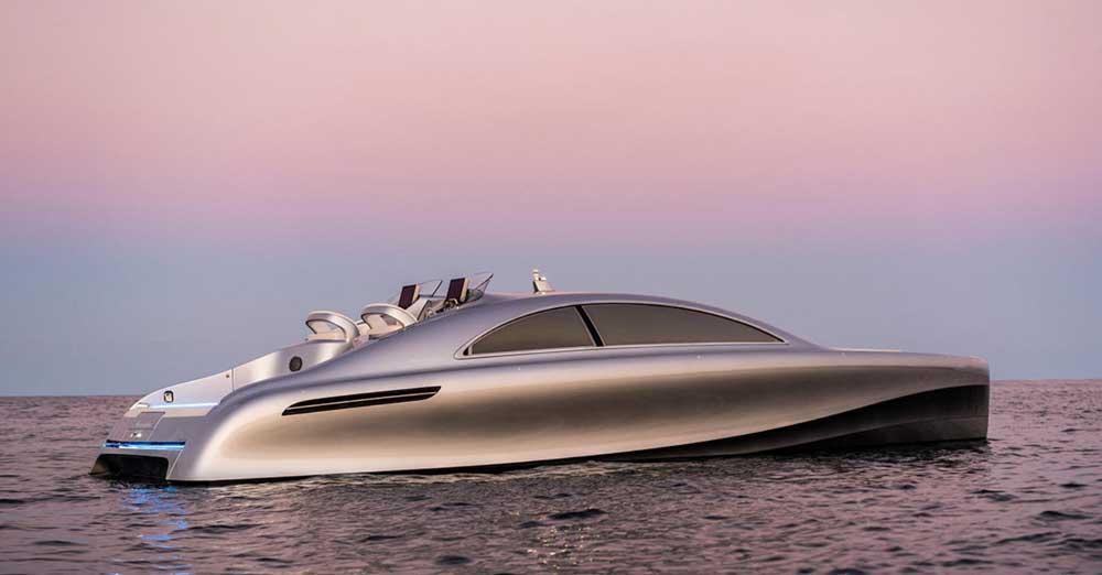 Влияние корпуса на скорость катера