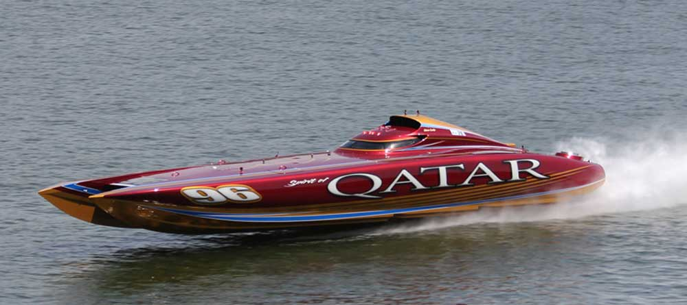 Spirit Of Qatar