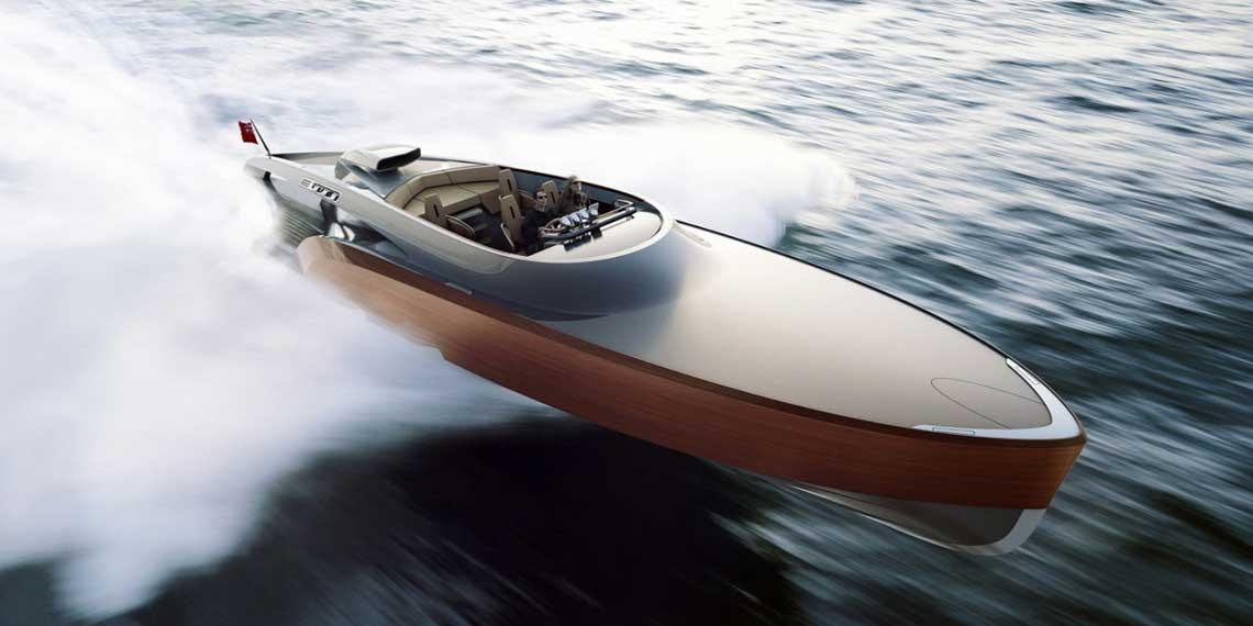 Скорость катера