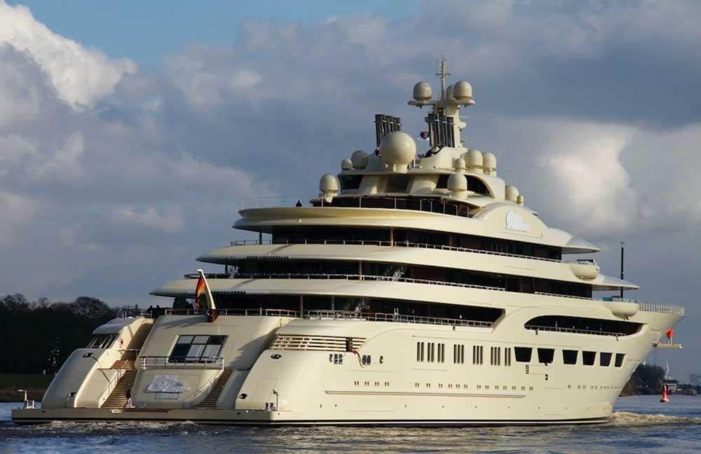Фотографии лодки Алишера