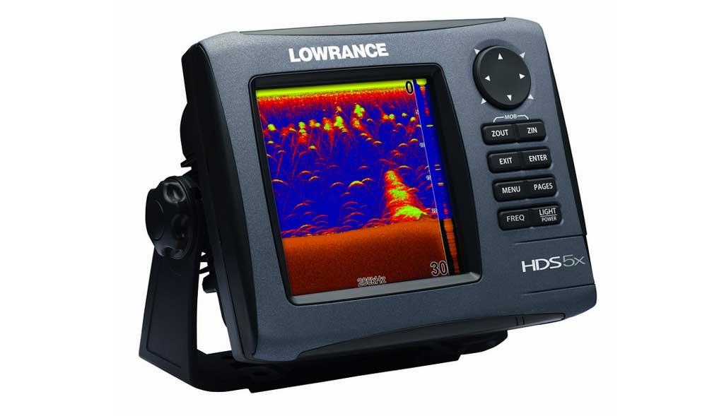 Эхолот Lowrance HDS-5x Gen2