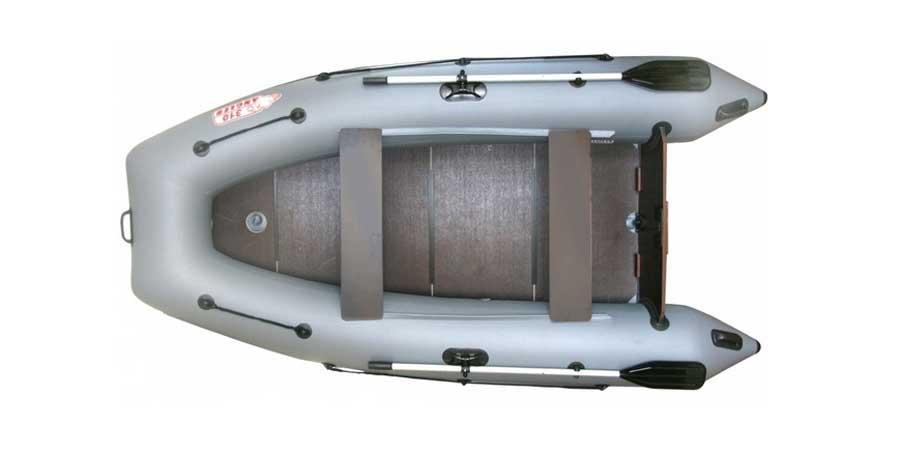 ПВХ Лодка AN 310 фирмы Angler