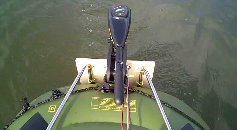 Электрические моторы для лодки ПВХ