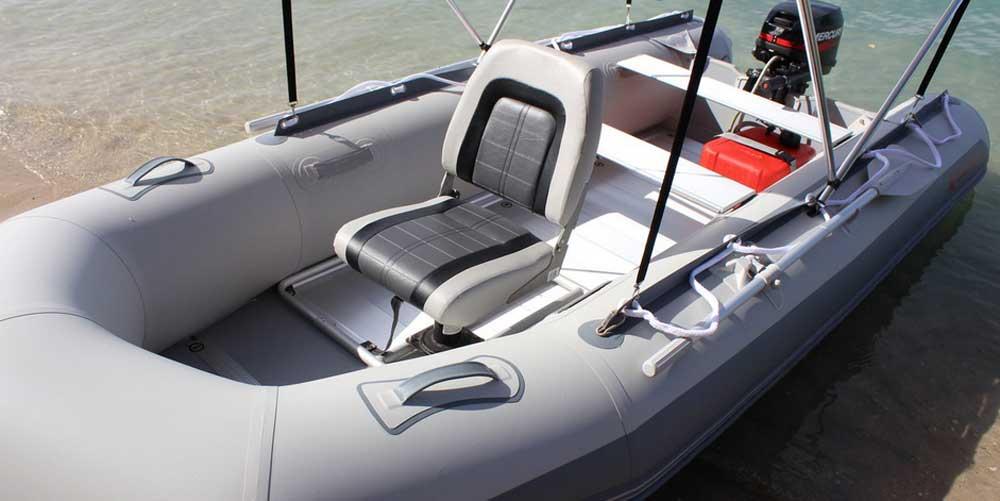 Лодки ПВХ кресла
