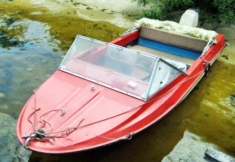 Крым моторной лодки