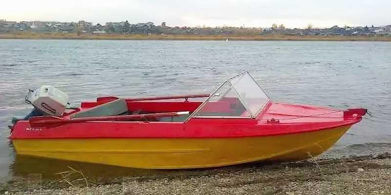 Модификации лодки Крым