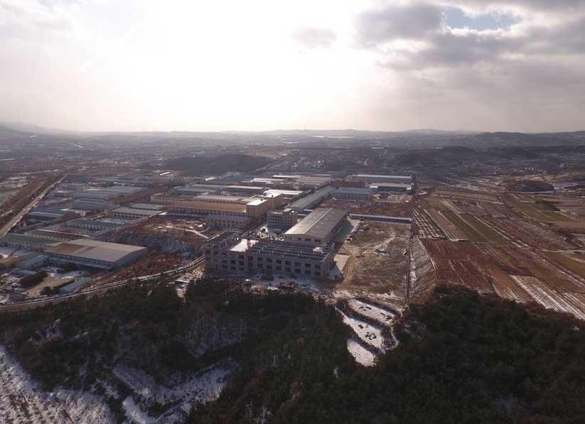 Завод Микатсу в Корее