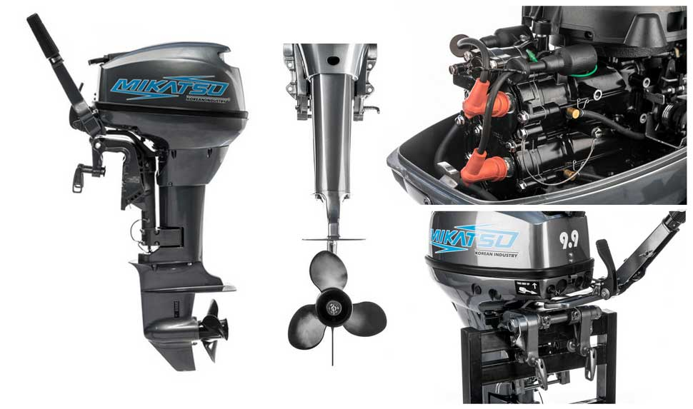 Лодочный мотор Микатсу M9.9FHS