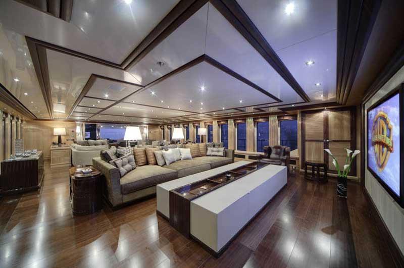 Яхта Сириус фото