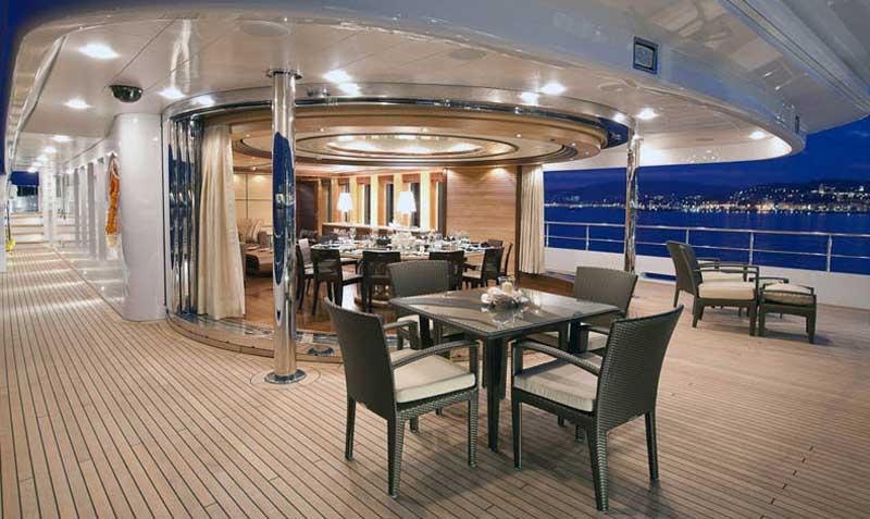 putin yacht sirius