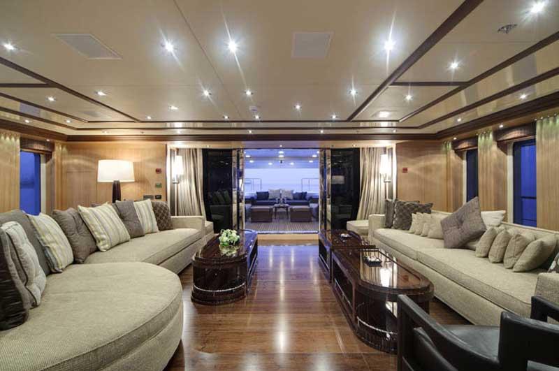 putin yacht