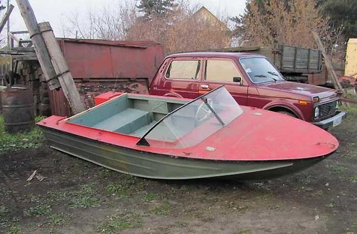 Мотор для катера Днепр
