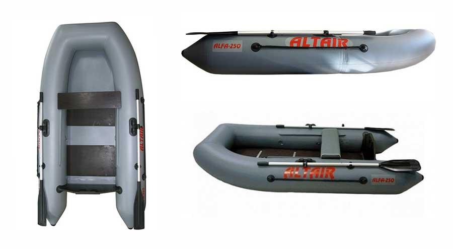 Лодка Альтаир Alfa-250K+