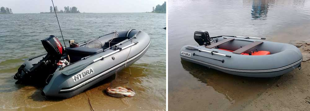 Лодка Гидра 325 НДНД