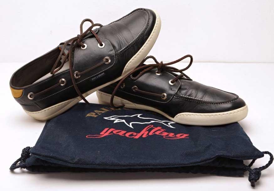 Туфли для яхты
