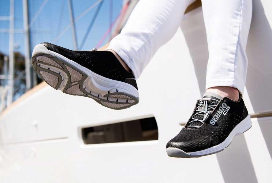 Яхта обувь