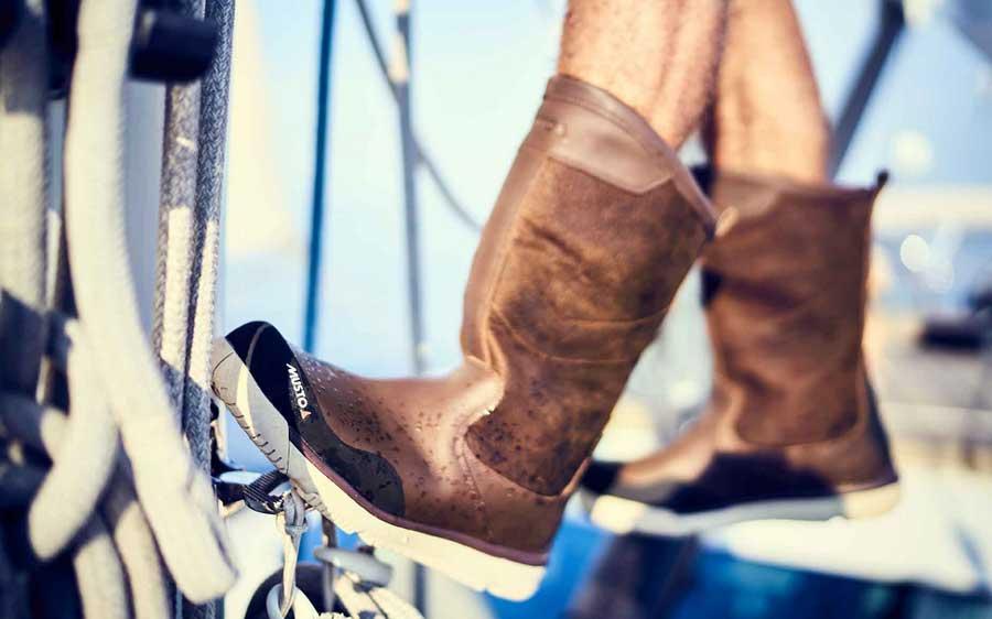Сапоги для яхтинга