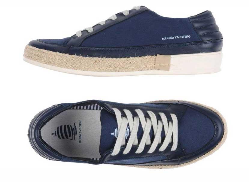 Ботинки для яхты
