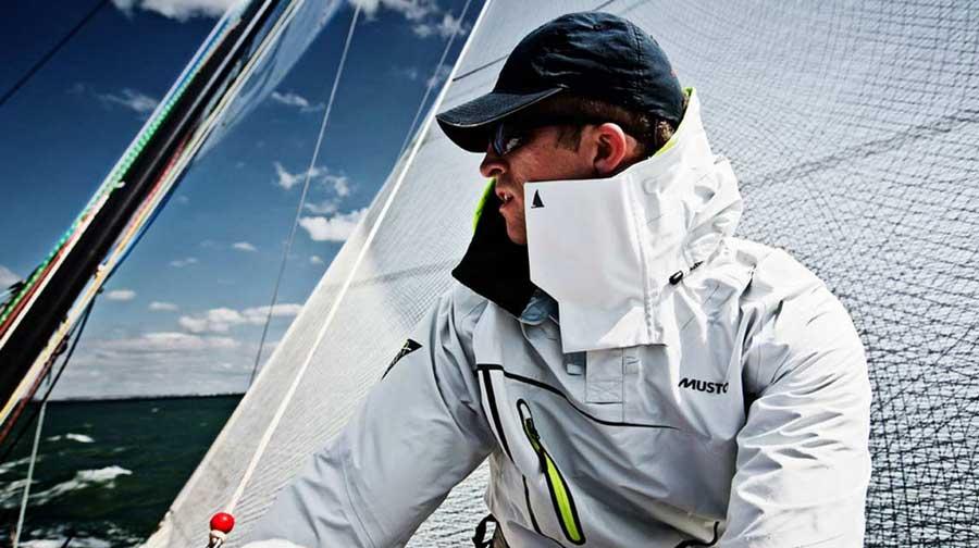 Куртки для яхт