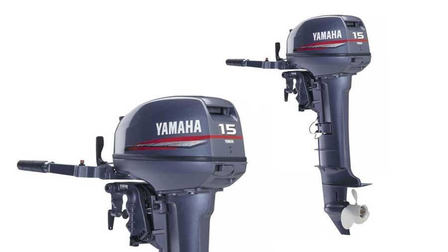 Yamaha 15 FMHS