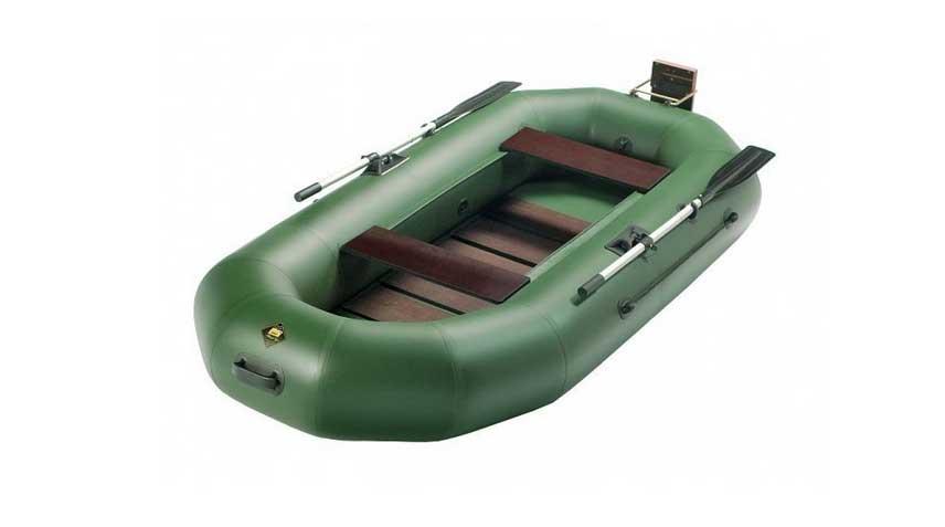 Лодка ПВХ Таймень N-270 C