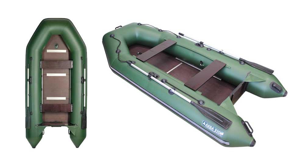 Лодка Аква 3200 СК