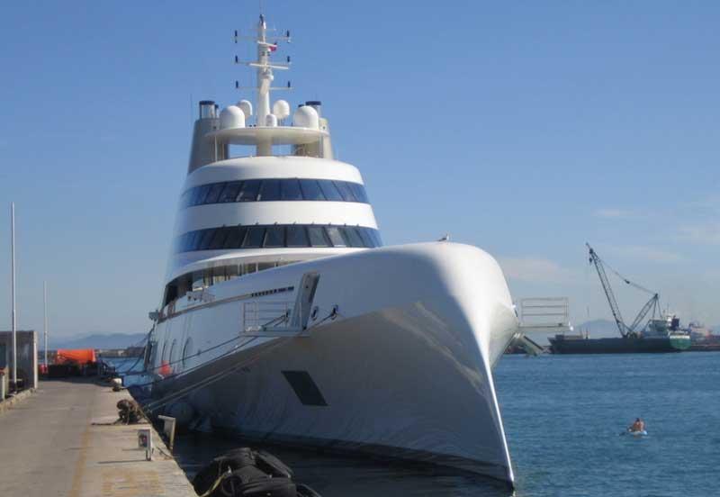 Мельниченко Motor Yacht A