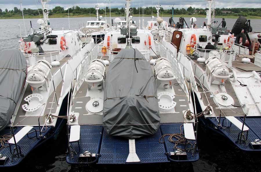 Характеристики катера Мангуст