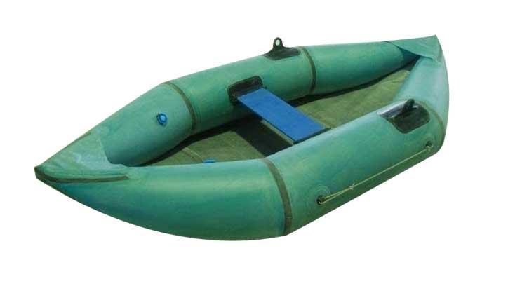 Лодка Уфимка-1 и Уфимка-1.5