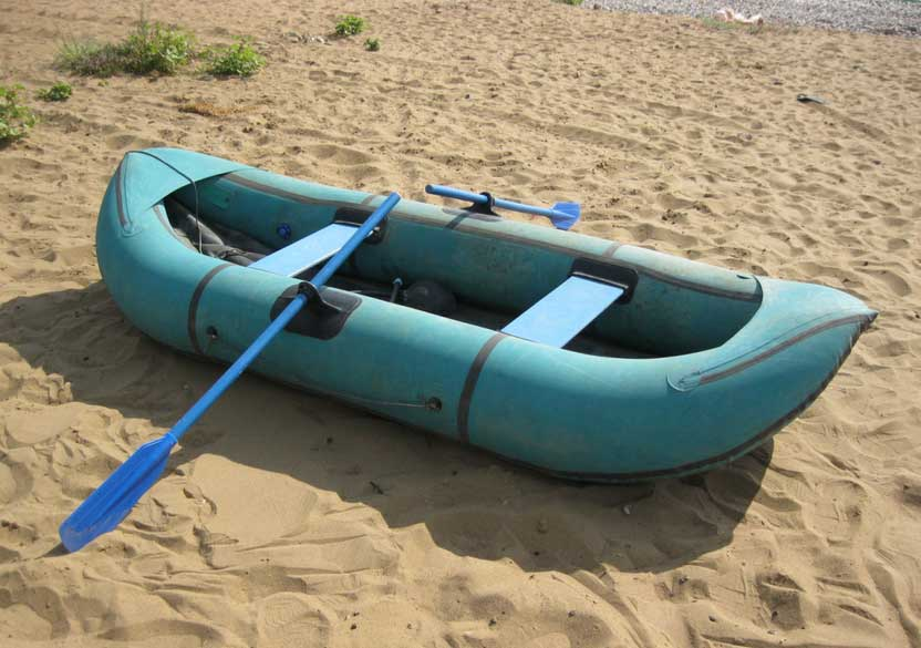 Характеристики лодки Уфимка